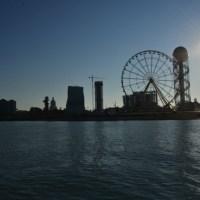 About Sights - Ferris Wheel on Batumi Boulevard