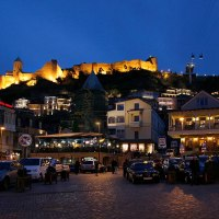 About Sights - New Life for Old Tbilisi