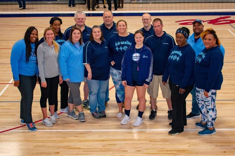Coaches for Georgia Adrenaline Volleyball Club, 2018-2019 season