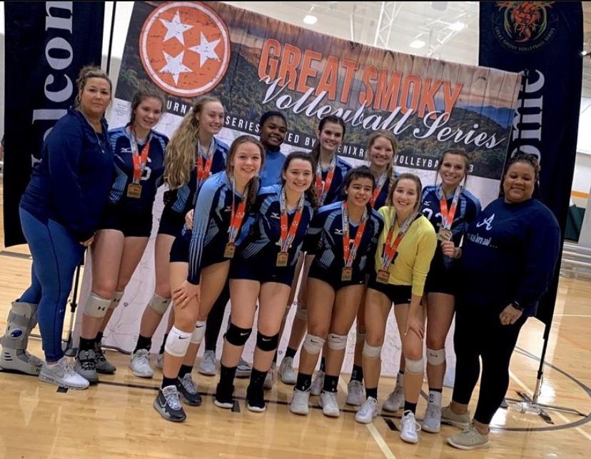 Georgia Adrenaline Volleyball Club, Team 18-Lisa