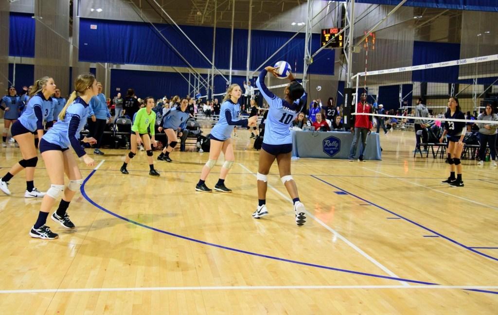 Georgia Adrenaline Volleyball Club, Team 14-Chey