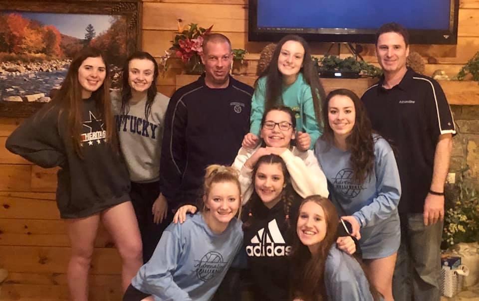 Georgia Adrenaline Volleyball Club, Team 16-Chris during the 2020 season