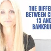 difference between chapter 13 and chapter 7 bankruptcy youtube channel