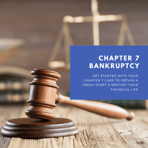 getting started to file chapter 7 bankruptcy with Atlanta bankruptcy lawyer