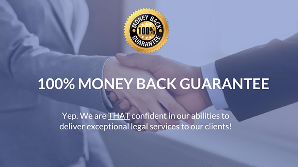 best atlanta bankruptcy attorney money back guarantee