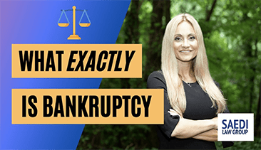 what is bankruptcy
