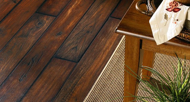 Luxury Vinyl Plank and Tile are Affordable and WaterProof