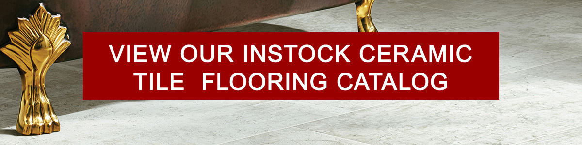 Instock ceramic tile flooring