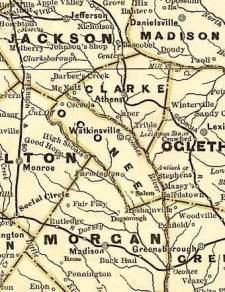 Oconee County 1883