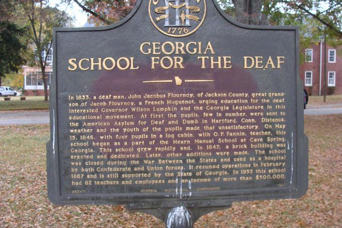 Atlanta School Deaf