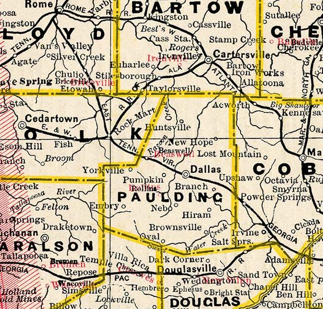 Paulding County Georgia Newspaper