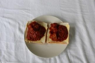 mmmm white bread