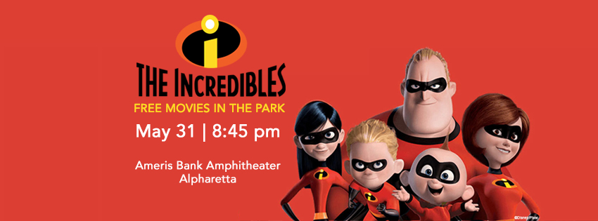 the incredibles 2 outdoor