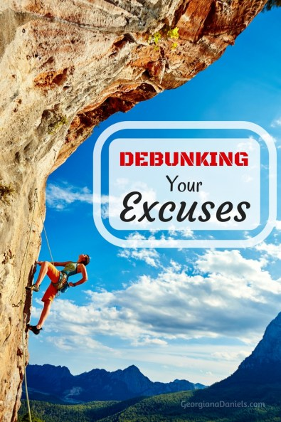 Are you tired of making excuses? There is literally no reason you can't start pursuing your goals. The TOP 3 EXCUSES are DEBUNKED in this article.