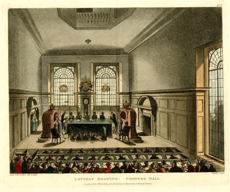 18th Century Lottery
