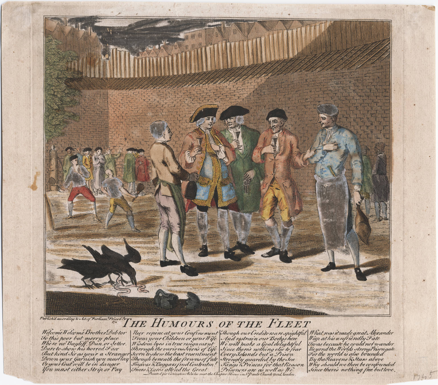 The state of our prisons in 1788