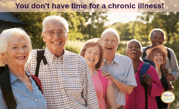 chronic illness is time consuming