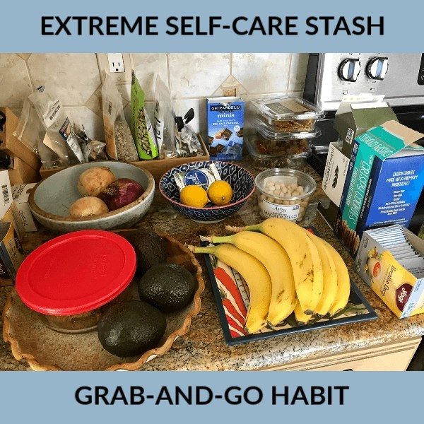 extreme SELF-care habit