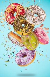 diabetes and donuts