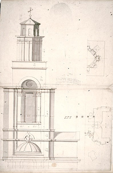 Nicholas Hawksmoor, St Anne's Limehouse, By permission of the British Library Board