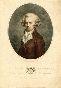 Baron de Wenzel