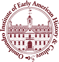 Omohundro Institute of Early American History & Culture logo