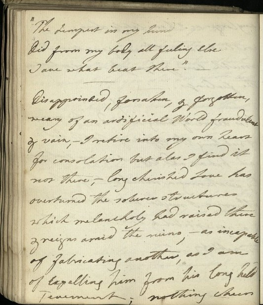 The commonplace books of Lady Augusta Murray