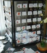 Craft Display Ideas (Earring displays) | Georgia P Designs