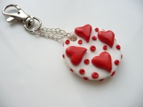 Valentine key ring