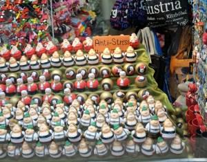Austrian bobbleheads