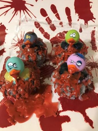 Zombie Ducks Soap Overview