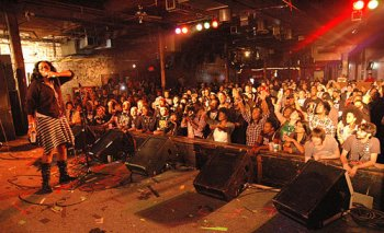 Submitted Photo A3C hosts a full house of fans.