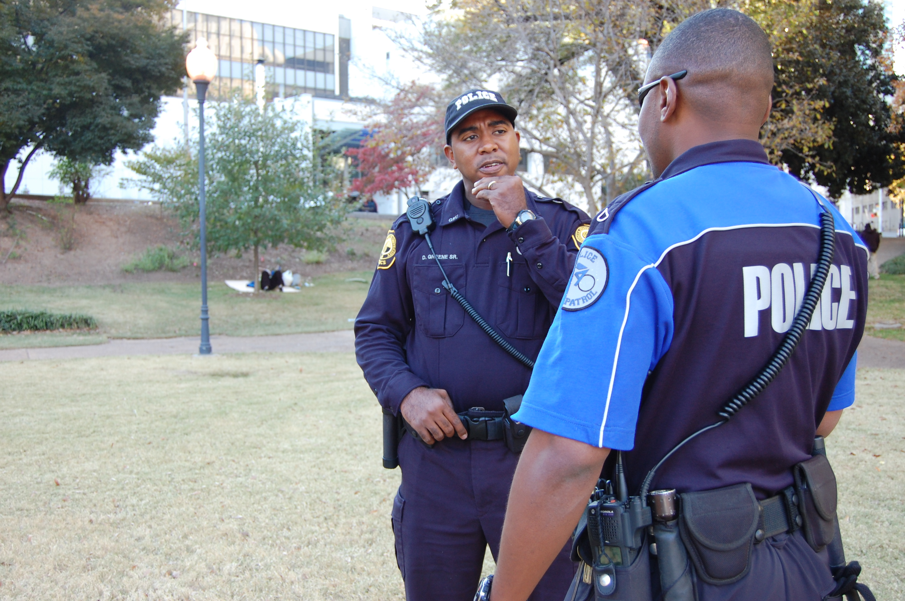 New officer recruits could increase campus security  The Signal