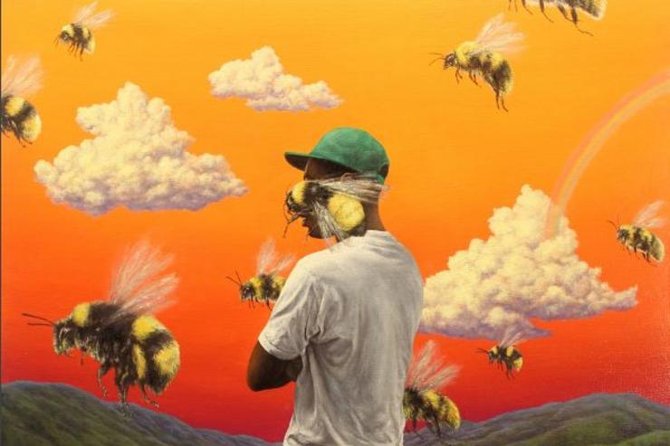 Tyler, The Creator Plays Music, Freestyles, Talks First Boyfriend on Radio Show