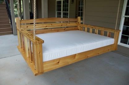 The Buckhead Bed Swing Atlanta Georgia Swings