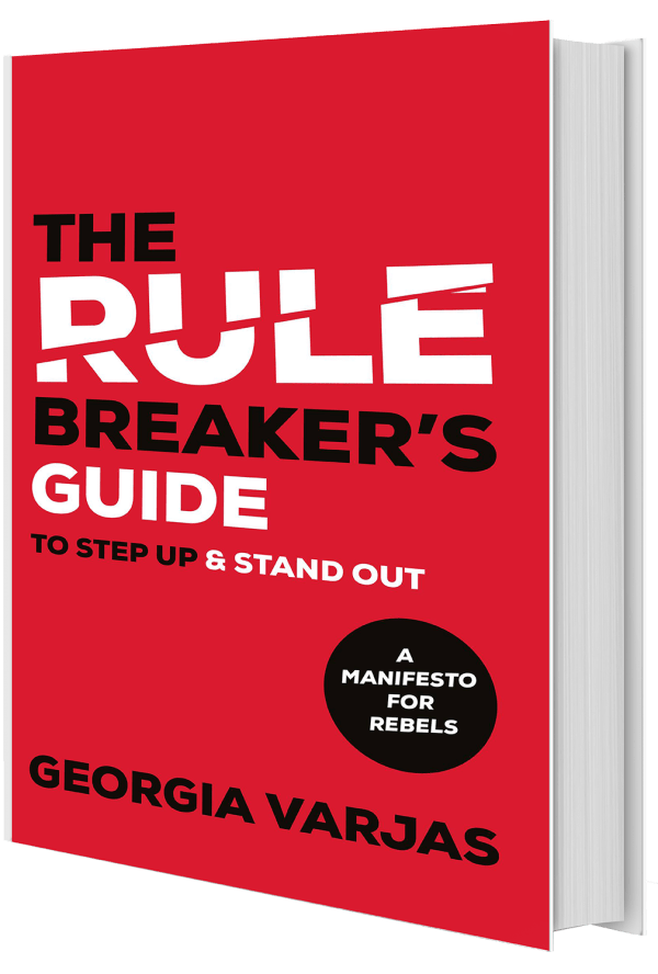 The Rule Breaker's Guide - Georgia Varjas