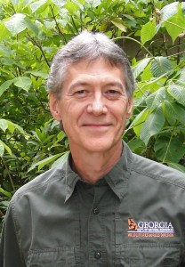 Nongame Conservation Section Chief Dr. Jon Ambrose