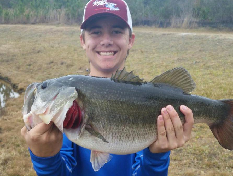 Georgia Fishing Report: February 16, 2016