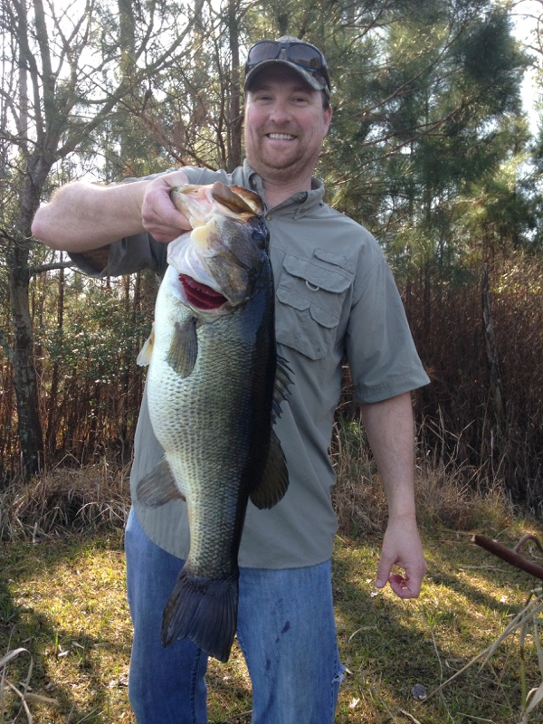 Chad Sexton Bass 10-1-4 lbs 2 2 16