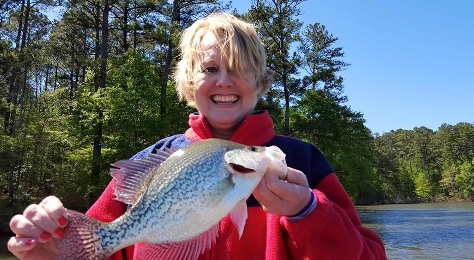 Georgia Fishing Report: April 15, 2016