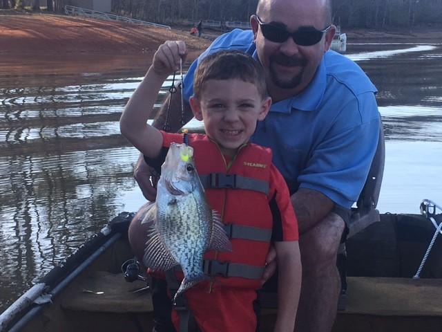 Georgia Fishing Report: April 14, 2017   Georgia Wildlife Blog
