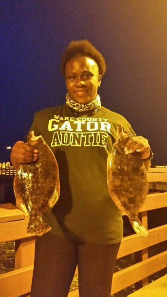 SE GA Report Gynni Hunter Flounder 4 15 17