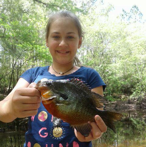 Georgia Fishing Report: May 5, 2017