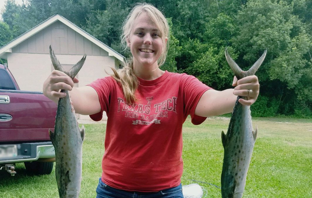Georgia Fishing Report: July 21, 2017