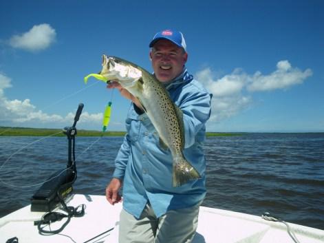 SEGA Bert Deener 18 inch trout   IMGP5165.JPG