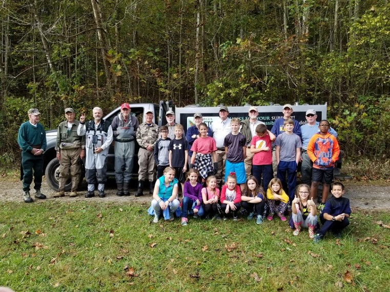 trout stocking vols Smith DH 11-1-17