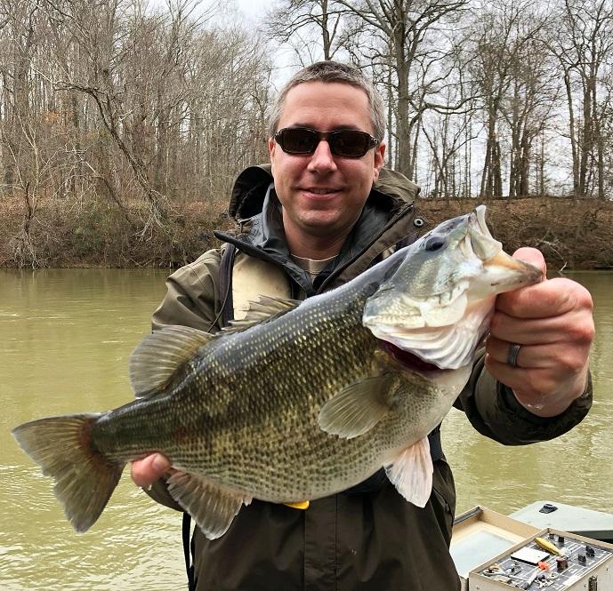 Georgia Fishing Report: February 9, 2018