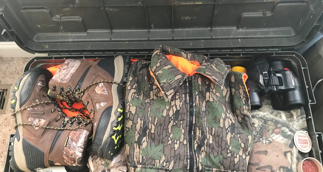Tips to Keep Your Deer Gear Ready for Next Season