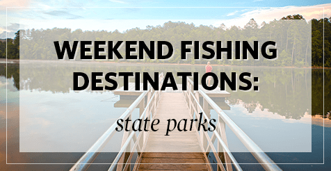 7 State Parks in Georgia You Have to Fish