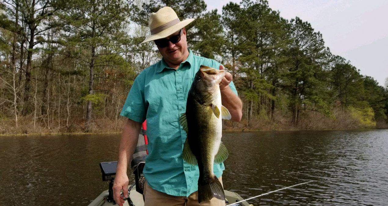 Georgia Fishing Report: March 16, 2018